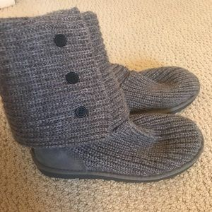 Sweater Knit Uggs